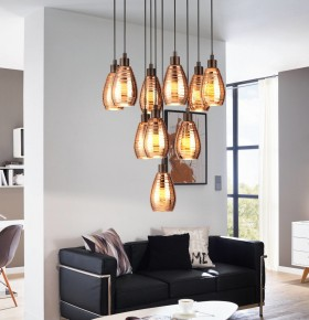 EGLO 39509 - SUSPENSION  MODERNE - SIRACUSA