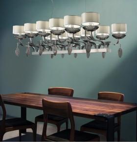 MASIERO - LAMPE DE TABLE - ISBEL 12 BIL