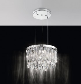 EGLO 93425 - SUSPENSION  CRYSTAL - CALAONDA