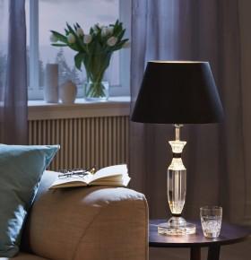 EGLO 94082 - LAMPE DE TABLE  CRYSTAL - PASIANO