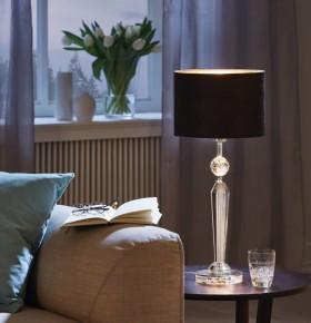 EGLO 94084 - LAMPE DE TABLE  CRYSTAL - PASIANO