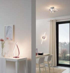 EGLO 97364 - LAMPE DE TABLE   - PALOZZA