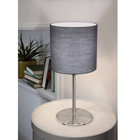 EGLO 31596 - LAMPE DE TABLE  TEXTILE - PASTERI
