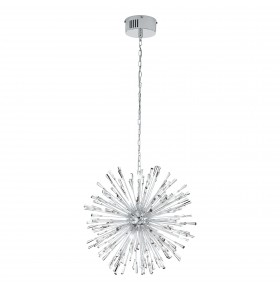 EGLO 39261 - SUSPENSION  CRYSTAL - VIVALDO 1