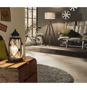 EGLO 49283 - LAMPE DE TABLE  VINTAGE - BRADFORD