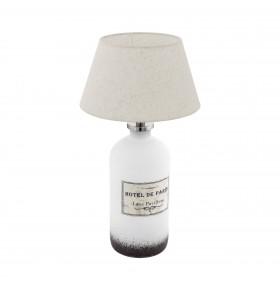 EGLO 49663 - LAMPE DE TABLE  VINTAGE - ROSEDDAL