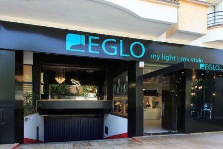 SHOWROOM EGLO SOCCO ALTO TANGER
